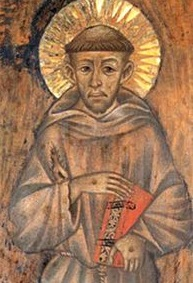 St Francis, Cimabue