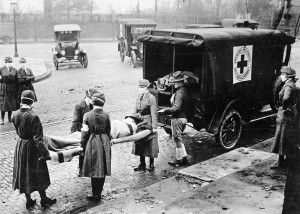 Spanish Flu St. Louis Catholic canon law