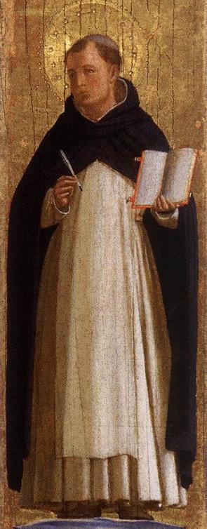 Saint Thomas Aquinas, Fra Angelico, Canon 223
