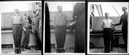doctors, hanged, Nuremberg, vaccinated