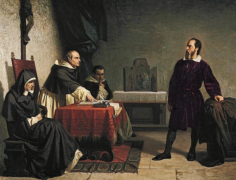 Galileo Galilei, Christiano Banti, vaccinated